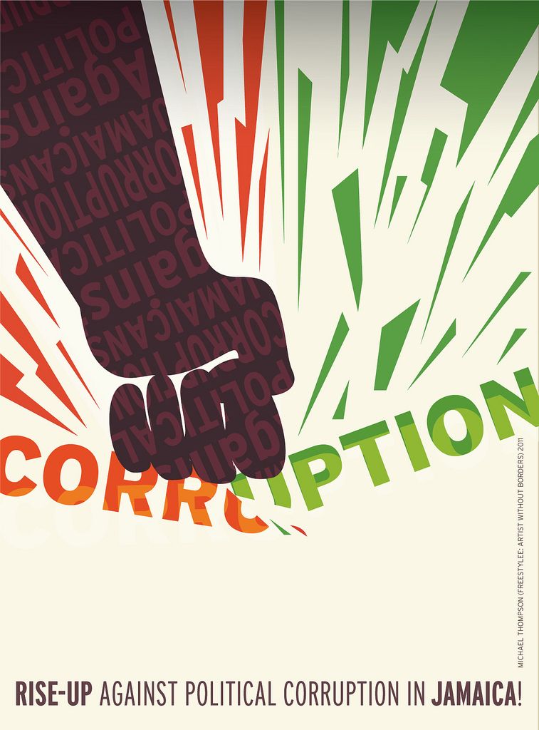 Anti corruption posters with slogans anti capitalist art of